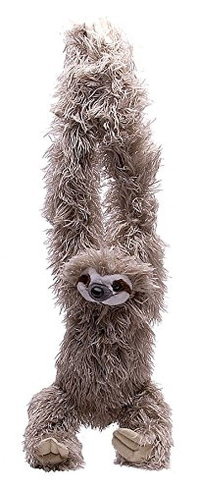Wild Republic Hanging 3 Toed Sloth Sloth stuffed animal