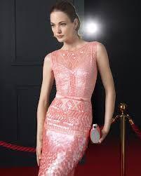 vestidos de vestir elegantes cortos rosados - Buscar con Google