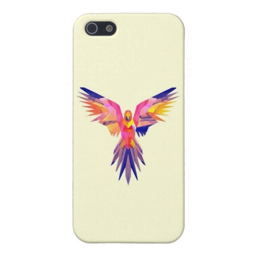 Parrot iPhone 5/5s Case