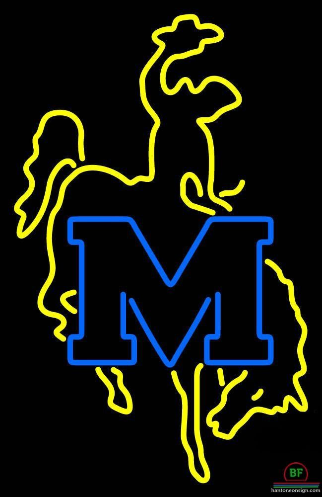 Mcneese State Cowboys Neon Sign NCAA Teams Neon Light