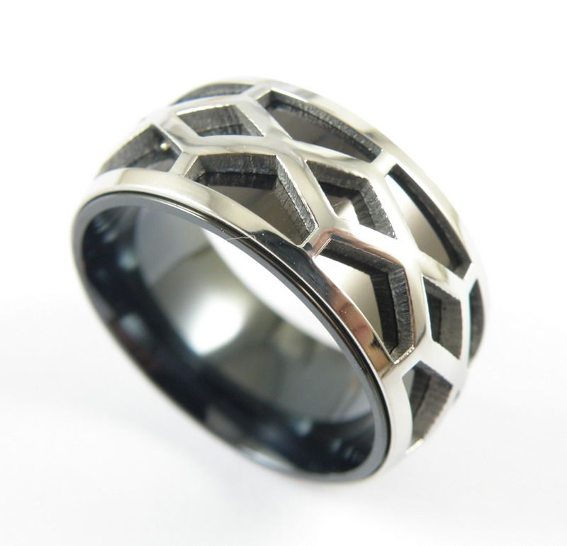 Punk Style Metal Ring Awesssssome Mens Rings Online Mens Rings Fashion Mens Fashion Jewelry