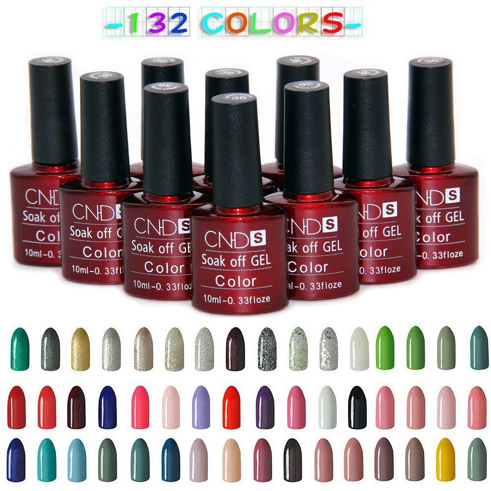 Hot Sale 7.5ML Gel Lacquer DIY Nail Art Colorful Nail Gel UV Gel Set ...