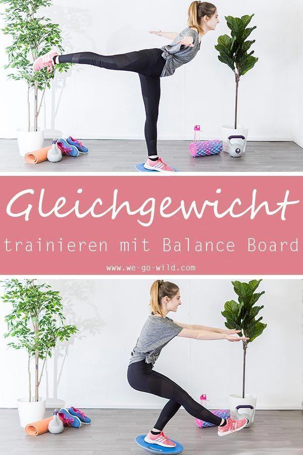 #Balance #besten #bestes workout für zuhause #Board #die #Fit #Mit #Übungen #Wackelbrett Du möchtest...