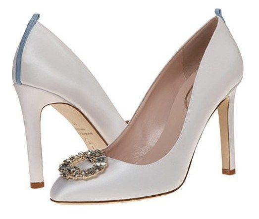 Sarah Jessica Parker lança linha de sapatos para noivas | Pronta Para o Sim