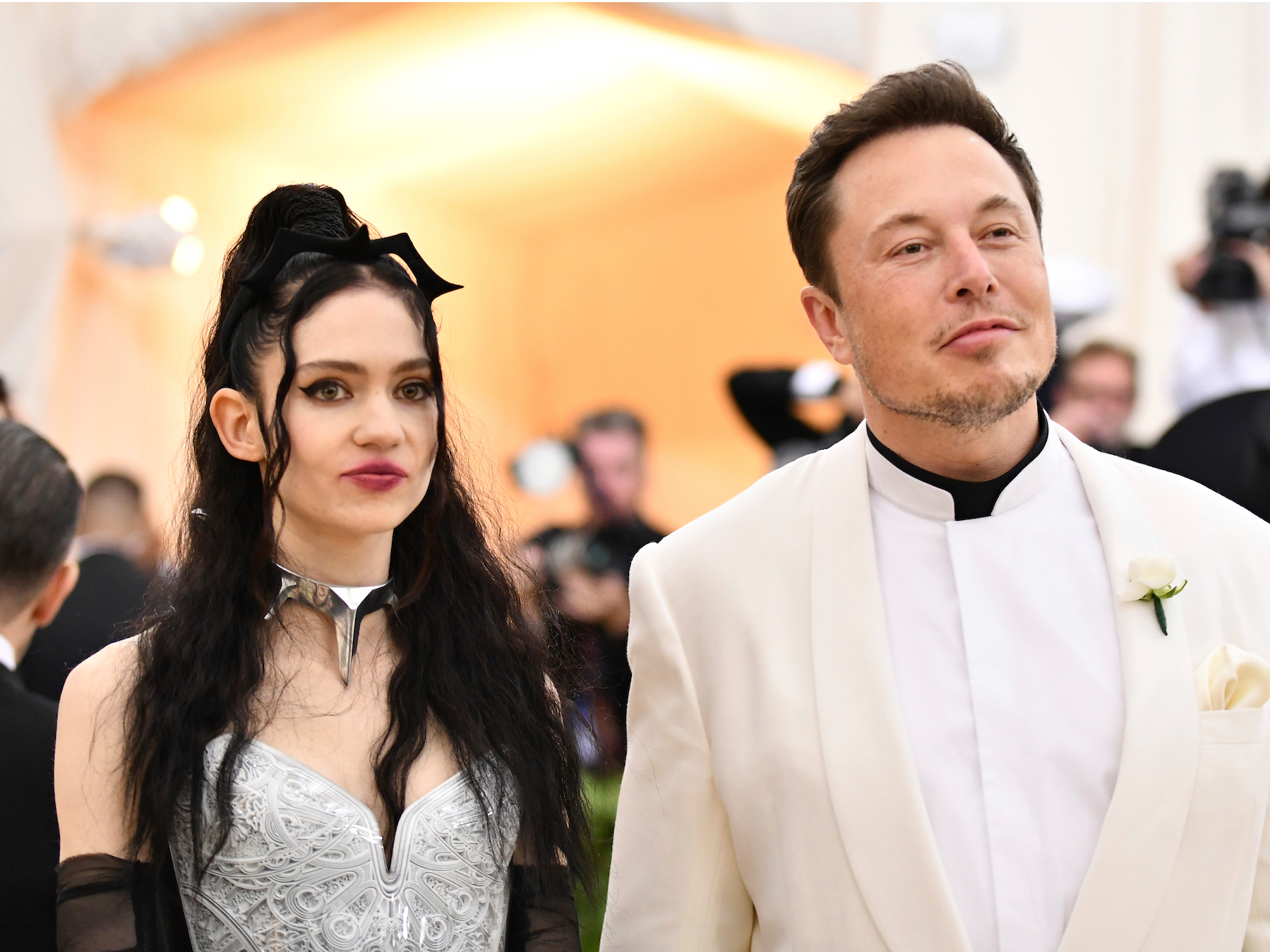 Meet Grimes the Canadian pop star who streams video games and is dating  Elon Musk (