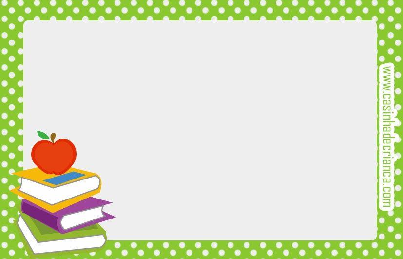 Kit Volta As Aulas Para Imprimir Gratis Etiquetas Escolares Para