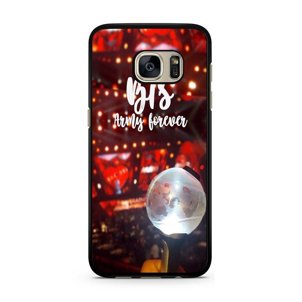 Bts Lightstick Lockscreen For Samsung Galaxy S7 Case S7 Case