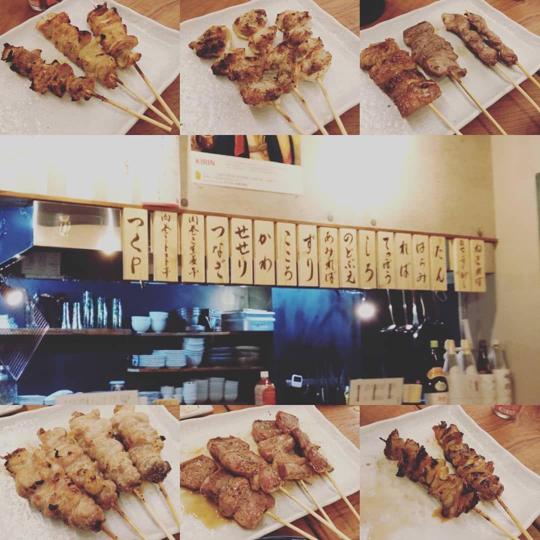 いいね 218件 コメント2件 グルメレクイエム Gourmet Requiem のinstagramアカウント 大阪 大国町 串やき処軒先 軒先 居酒屋 串やき やきとり やきとん 大国町駅の近くに出来た串やき屋さん Food Stuffed Mushrooms Sausage