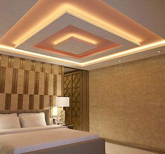 Residential False Ceilings Design For Each Room Saint