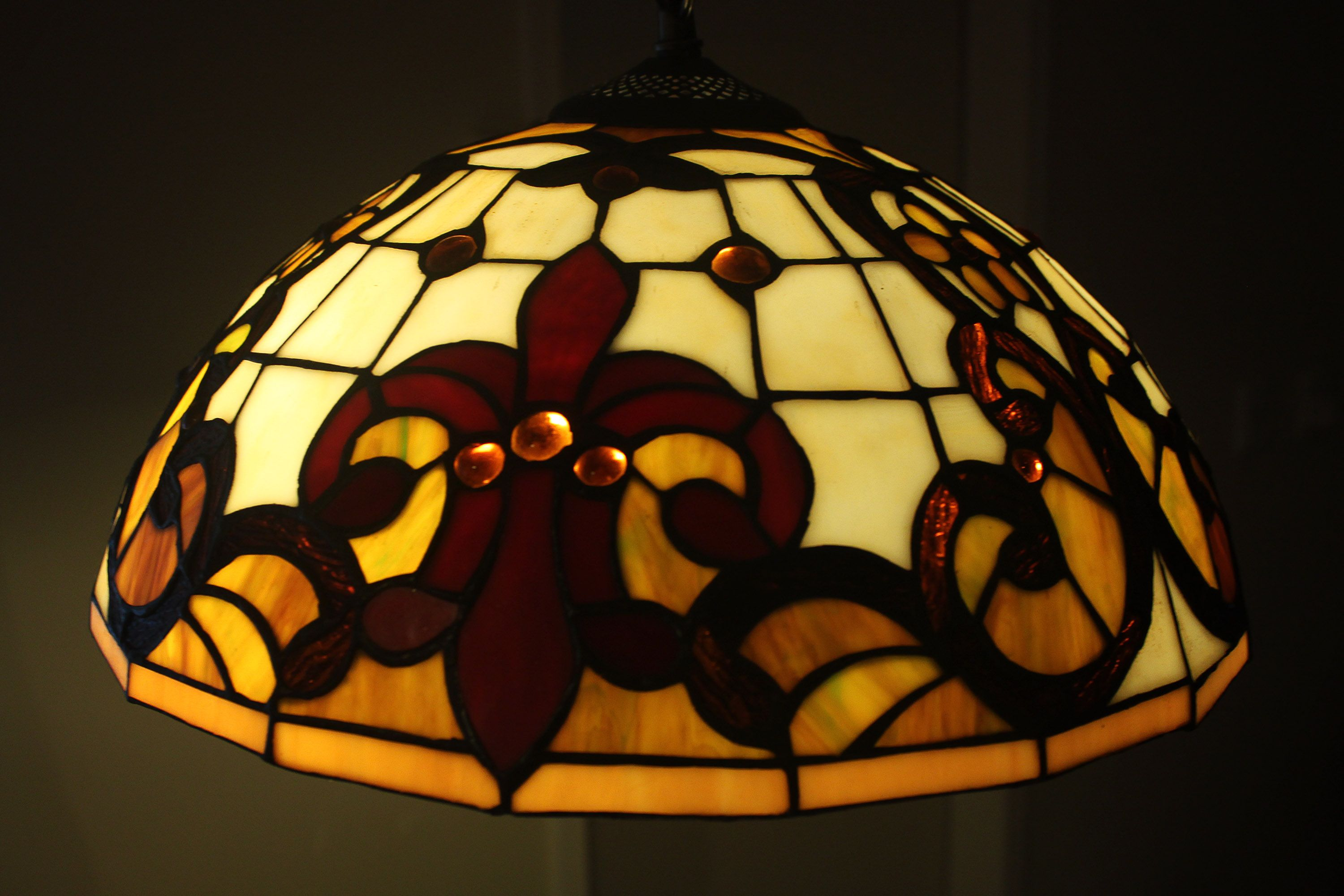 How To Identify A Real Tiffany Lamp Great Vintage Finds