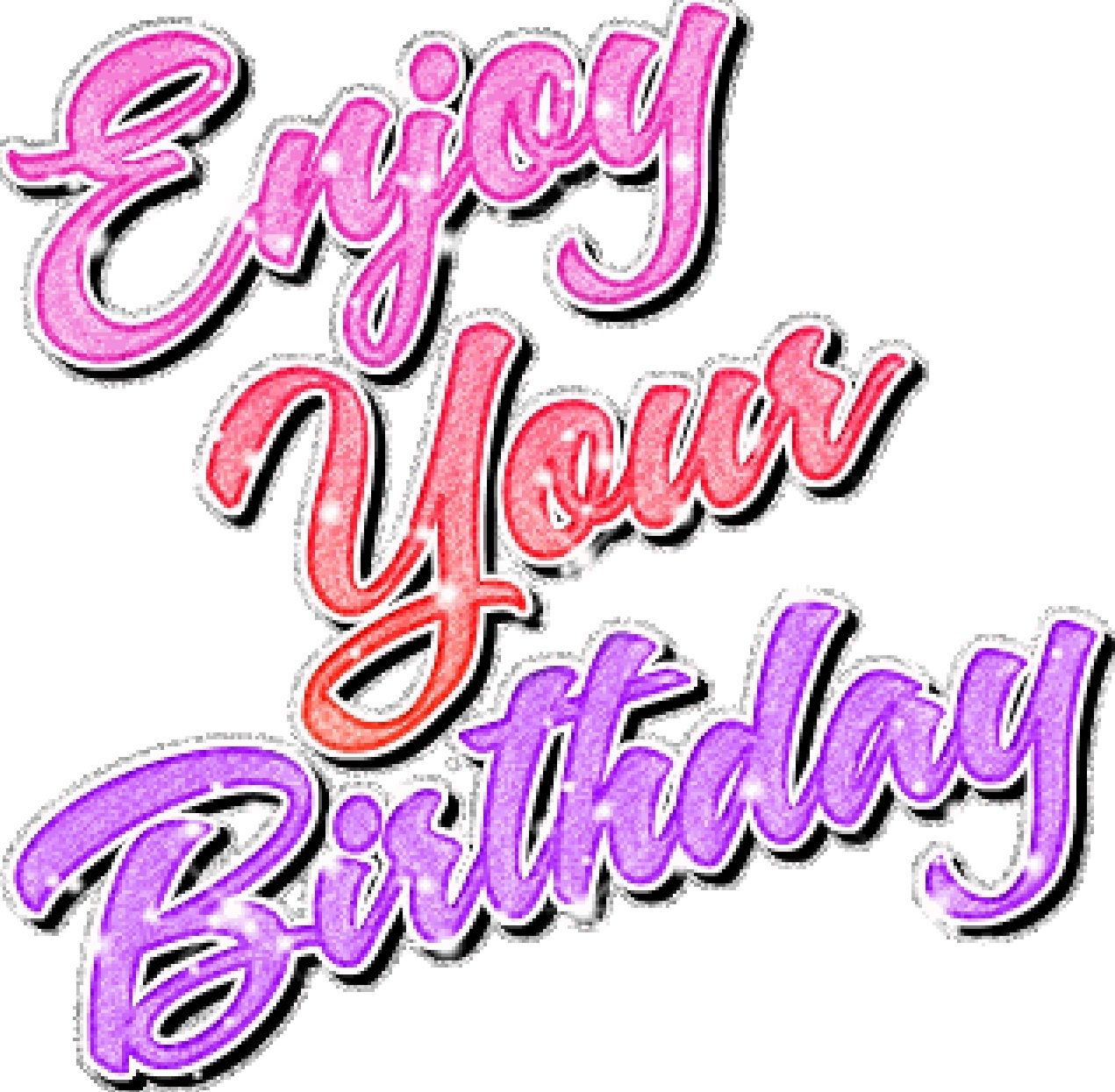 Enjoy Your Birthday  tjn