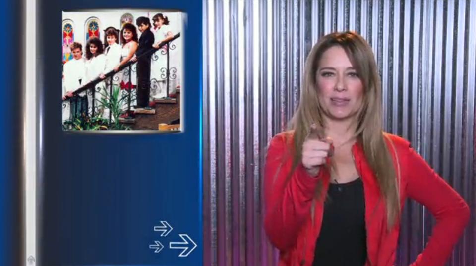 Serie Nosotros Los Gómez preguntas Recuerda y Gana programa de tv ...