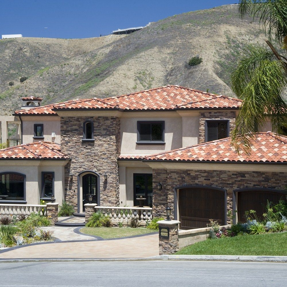 Boral Roofing Clay Tile: ClayLite Mission S Tile is ...
