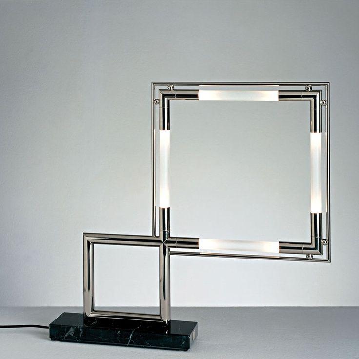 Lampe de table QUADRO