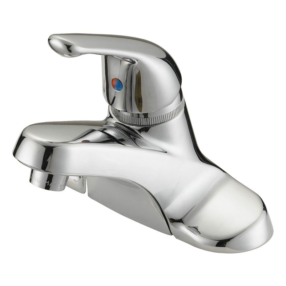 Bar/Bathroom Faucet LB2C, Chrome Finish (4 In Spread) | Faucet