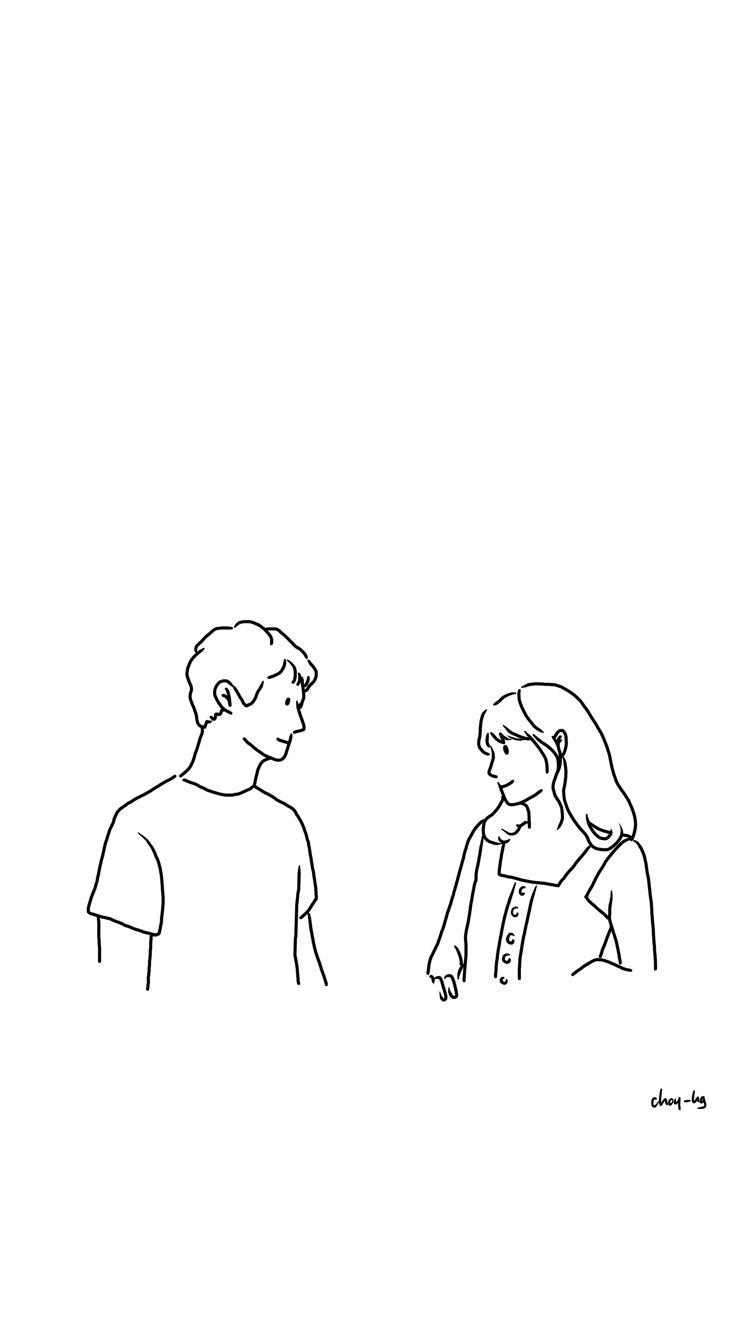 Iphone Background Movie Illustration Illust 500 Days Of Summer Karakter
