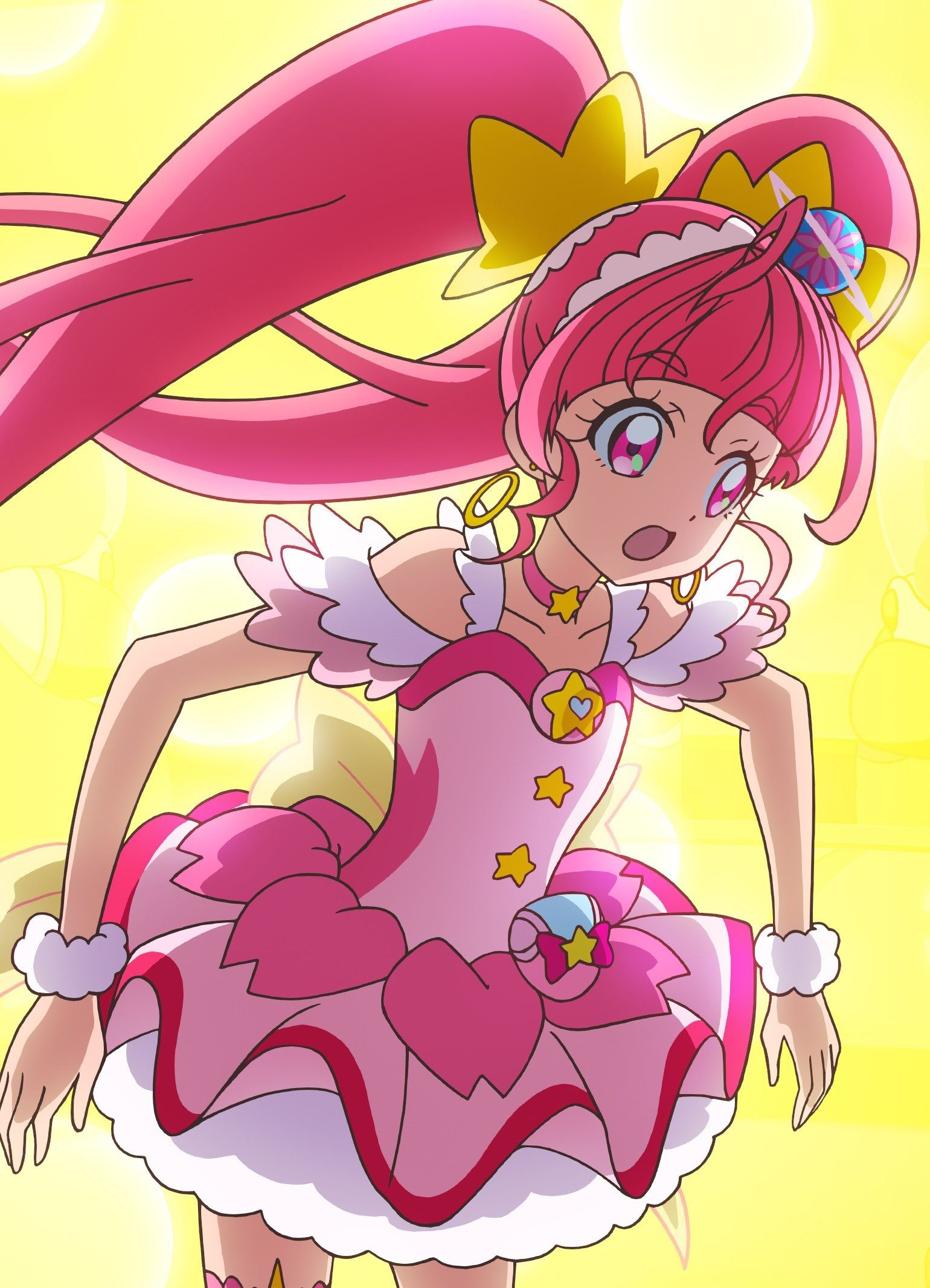 Pin by Addarious Covington on Legendary Precure All Stars