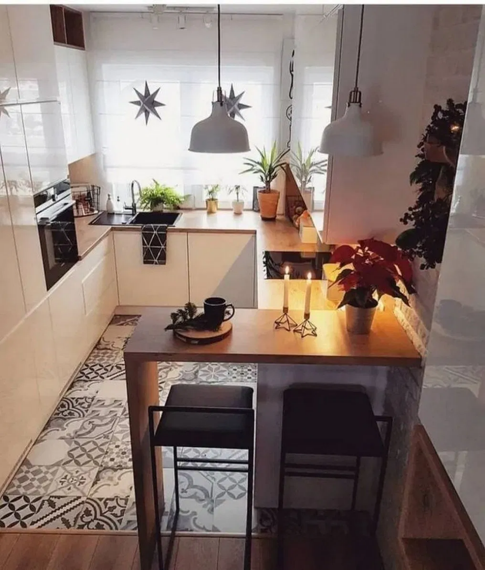 29 Magnificient Small Kitchen Design Ideas On A Budget 2 Kitchen Smallkitchen Kitchend Kitchen Design Small Interior Design Kitchen Small Home Decor Kitchen