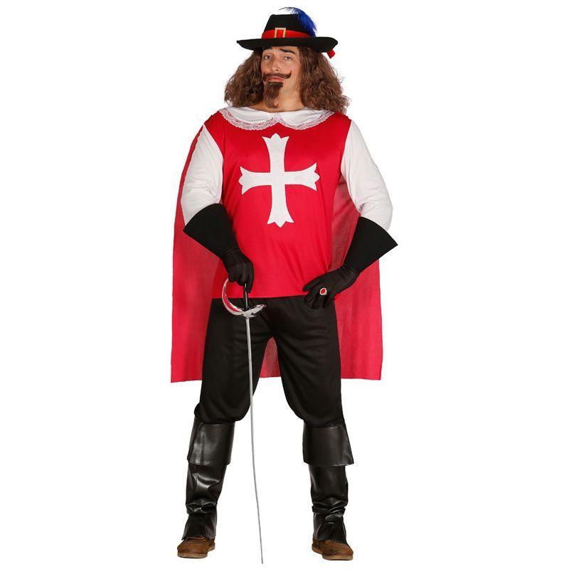 Disfraz de mosquetero d artagnan disfraces pinterest disfraz de mosquetero carnavales y - Disfraz casero mosquetero ...