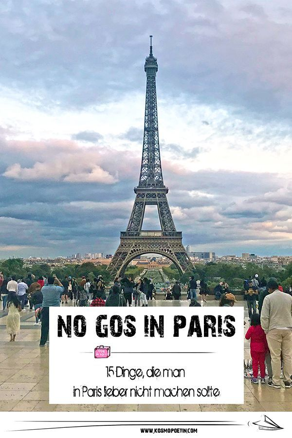 If you're traveling to Paris for the first time, you're not just wondering which sights you ...