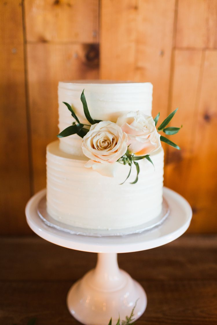 New Creations Wedding Design And Coordination Blog Small Wedding Cakes Simple Wedding Cake Blush Wedding Cakes