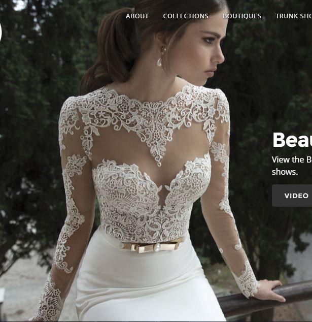 Pin von Rebecca Sepiashvili auf wedding 2017: a dream within a dream ...