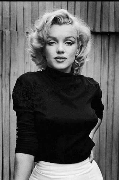 50er Jahre Vintage Frisuren Fur Kurze Haare Evelin Wild