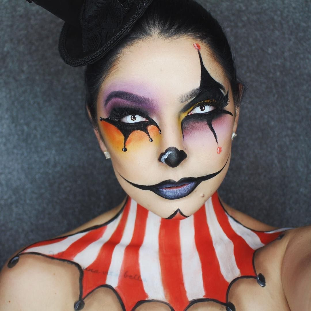 Last nights freak show Tutorial coming soon on my YouTube Channel ...