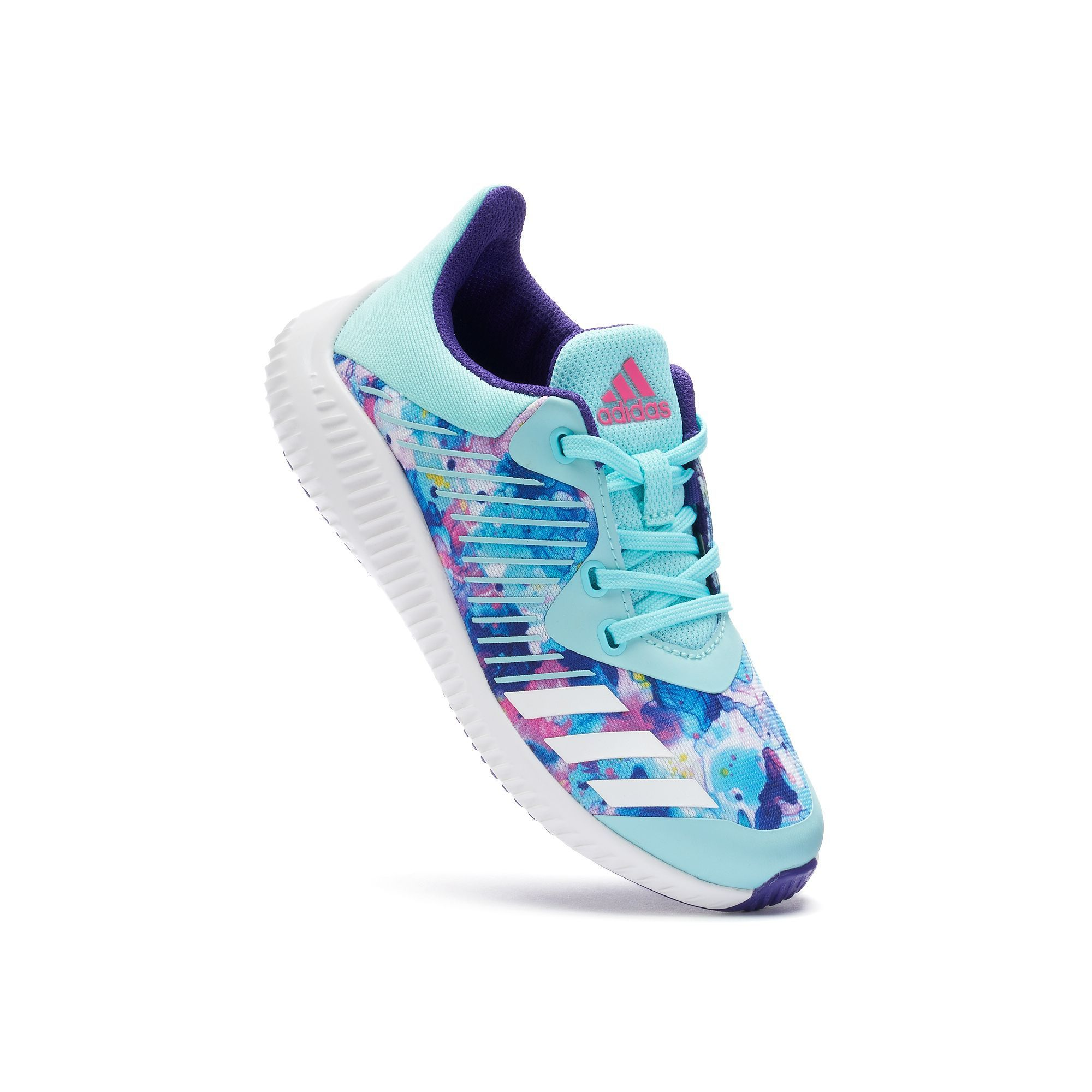 best sneakers bcf5e 2bc43 adidas FortaRun Girls' Athletic Shoes | Products | Blue ...
