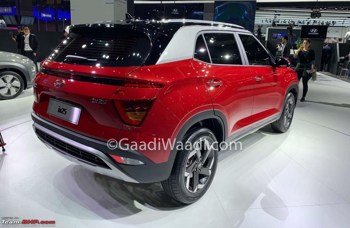 Hyundai Creta 2020 India Changes Release Date Hyundai Travel Kids Car New Cars