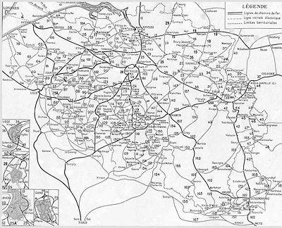 Liste des lignes de chemin de fer de Belgique — Wikipédia
