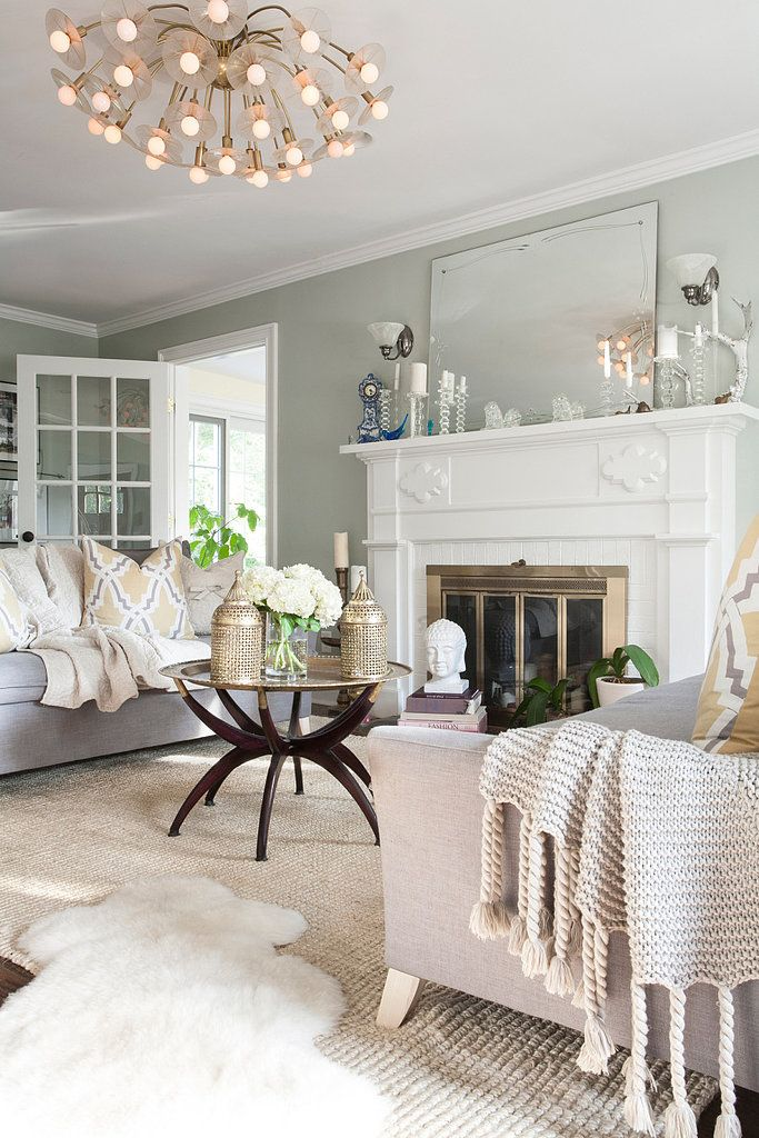 The Best Styled Living Room Neutral Living Room Design Living Room Green Cream Living Rooms
