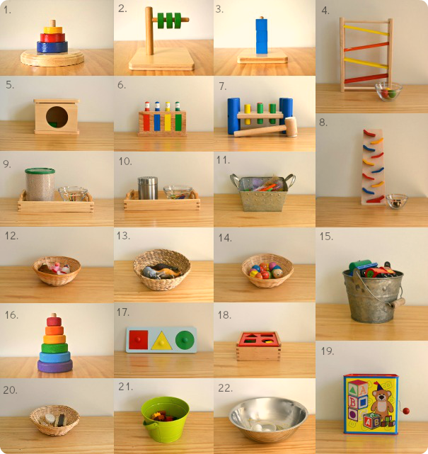 Toys For 18 : Montessori toys on pinterest baby
