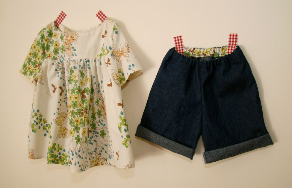 Roots: Sewing Your Heritage Sew-Along and Kids Clothes Week ...