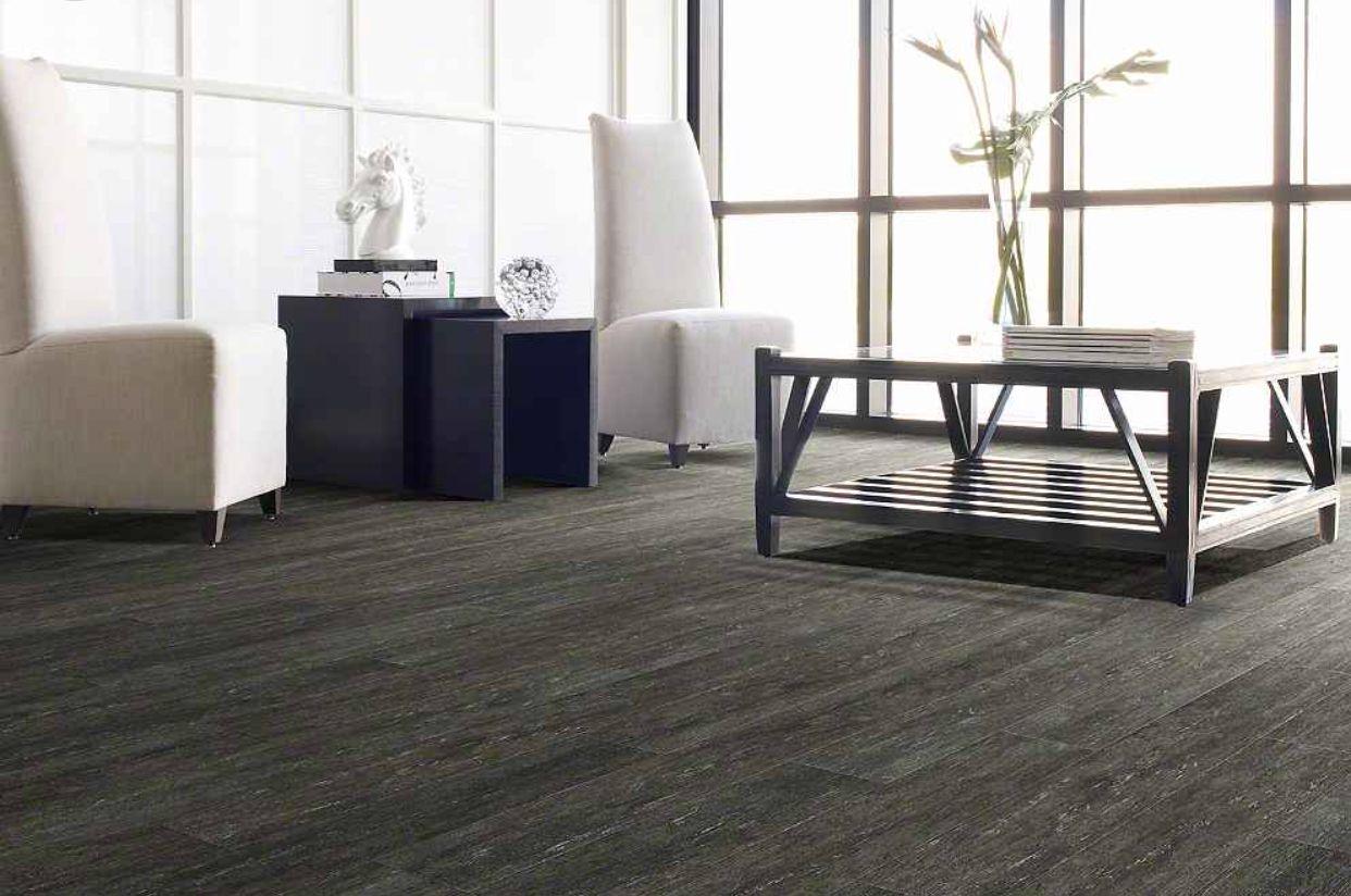 "Shaw Charcoal 5"" Plank Vinyl plank, Vinyl flooring, Flooring"