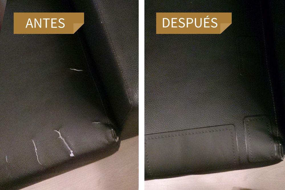 Parches Para La Reparaci 243 N De Cuero En Uso Sofa