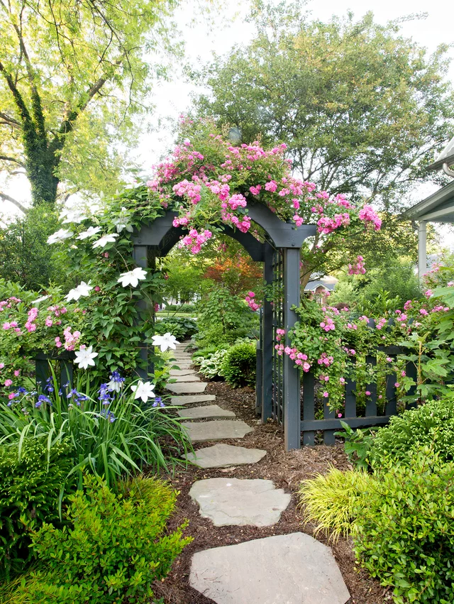 Follow These 10 Steps to Create a Magnificent First Garden is part of Thriving garden, Backyard garden, Garden paths, Cottage garden, Starting a garden, Backyard landscaping - Dig into your new gardening adventure with this stepbystep guide to help you make the most of your landscape