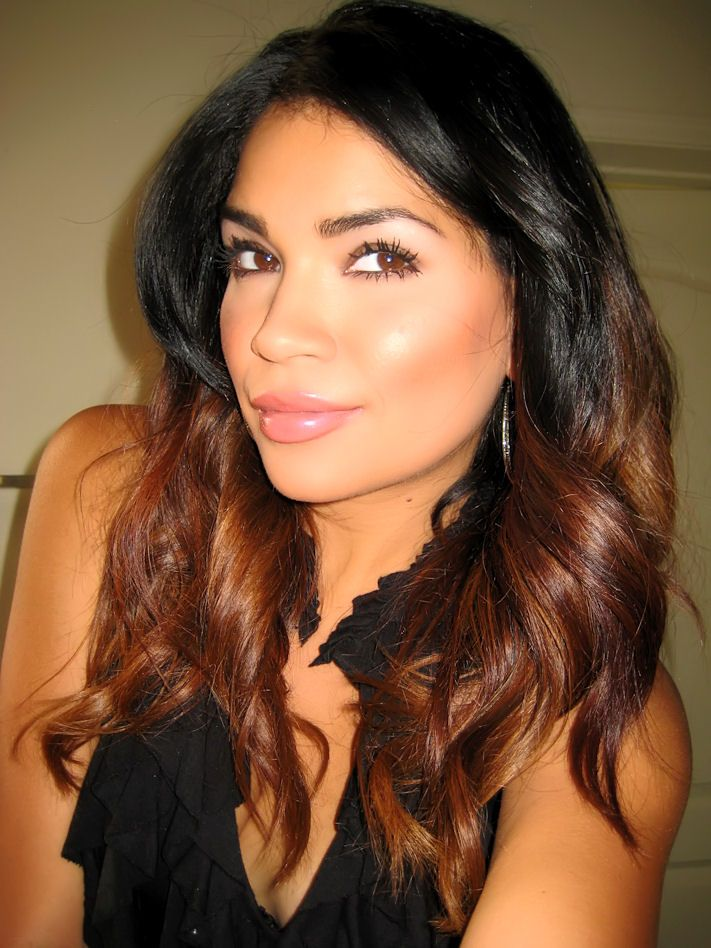 OMBRE BALAYAGE Hair Color - Hair Salon SERVICES - best prices ...