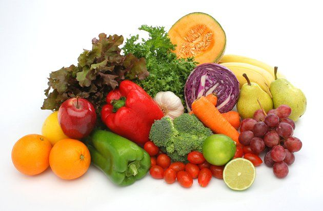 7 Colors That Should Be On Your Plate Every Day Raw Food Recipes Specific Carbohydrate Diet Food