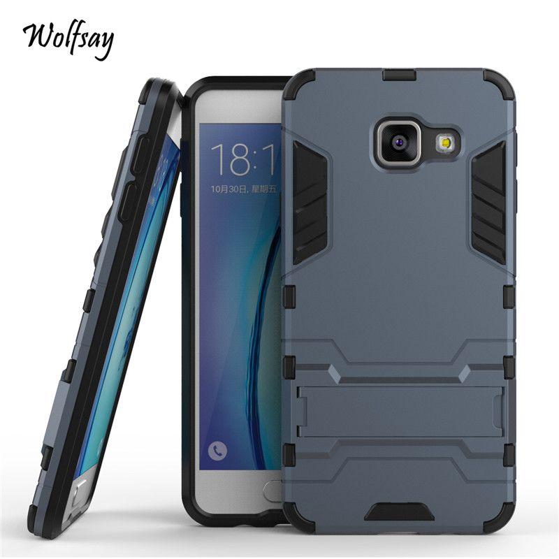 Do Samsung Galaxy A3 2016 Case A310 A310h A310f Pokrywy Telefonu Slim Armor Robot Hybrid Guma Hard Iron Man Phone Case Phone Cases Protective Phone Case Cover