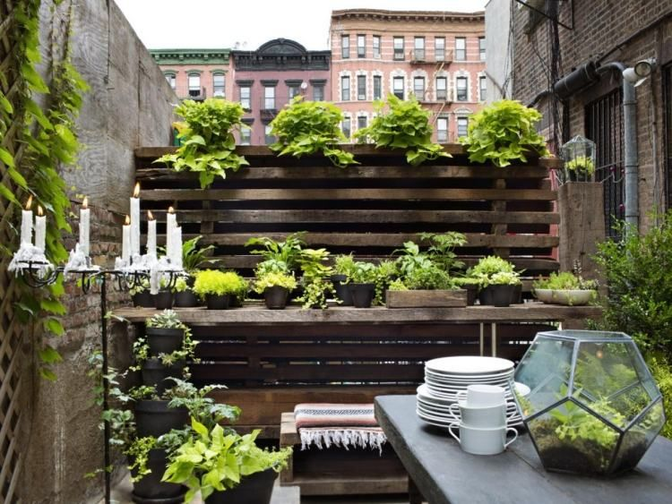 Jardin balcon réussi idées daménagement et astuces déco