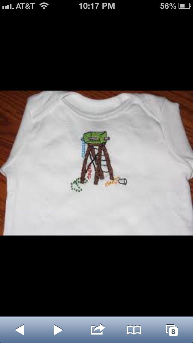 Mardi Gras Ladder shirt
