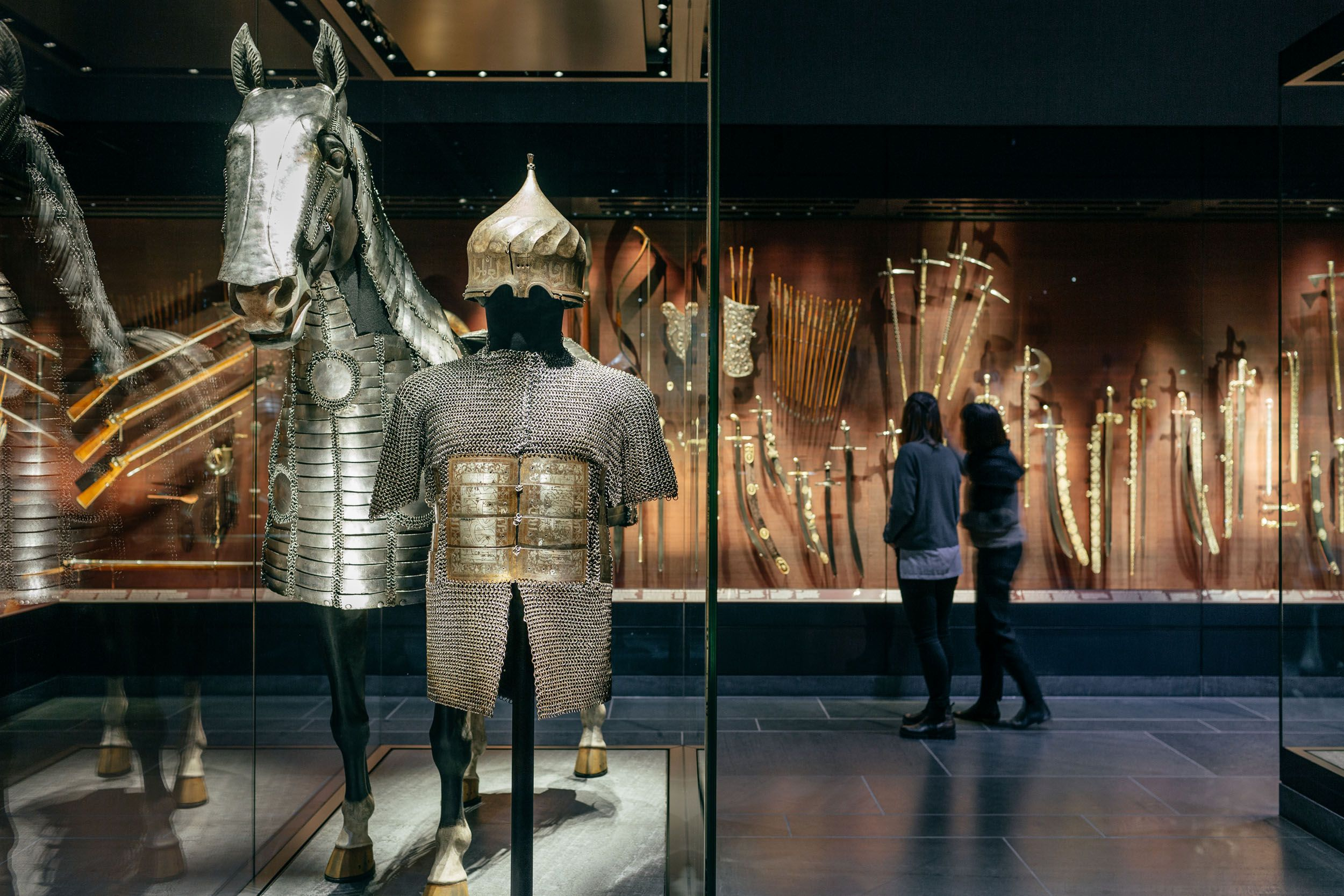 Rustkammer Turckische Cammer Ausstellung Dresden Museum