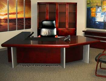 California Executive Desk Furniture