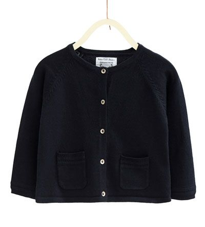 Basic jacket-SWEATERS AND CARDIGANS-Baby girl-Baby   3 months - 3 years-KIDS   ZARA United States