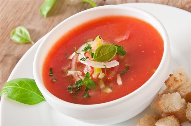 gazpacho recept bästa