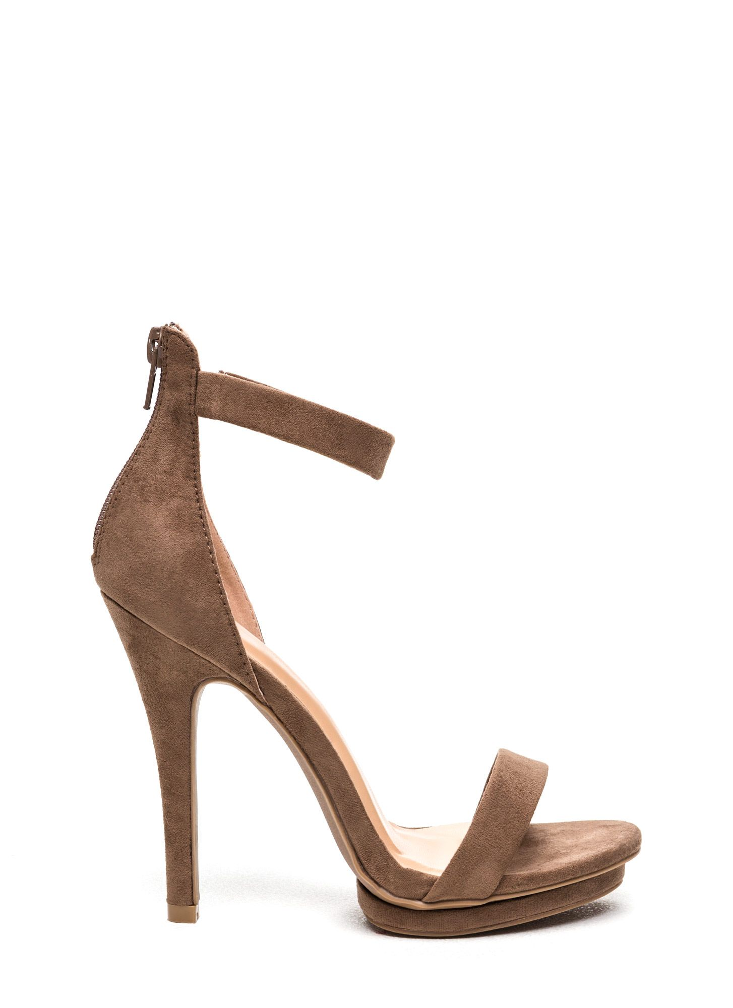 564be5ac52878 Living Single Stacked Platform Heels | HEELS | Heels, Shoes, Shoe Closet