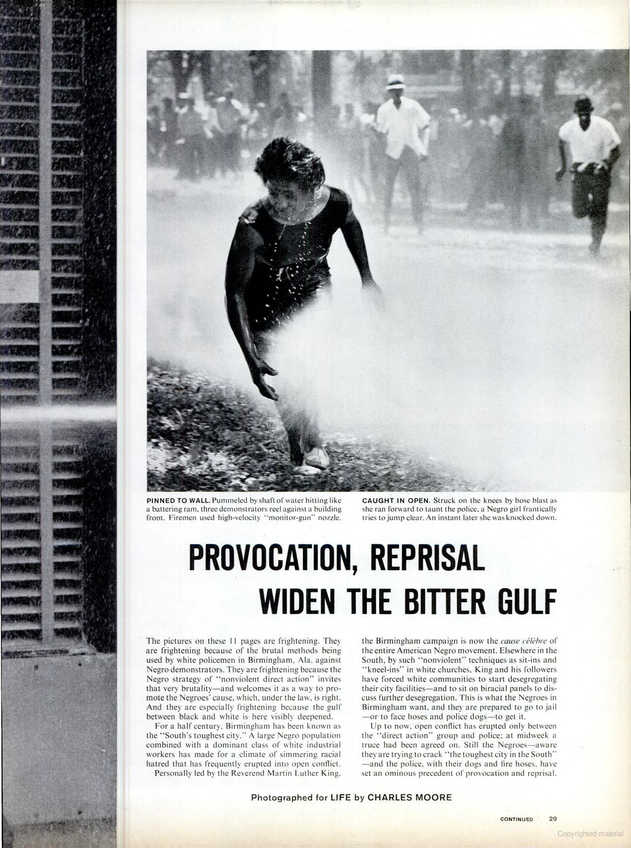 life magazine birmingham campaign in the us civil life magazine 17 1963 birmingham campaign in the us civil rights movement photo