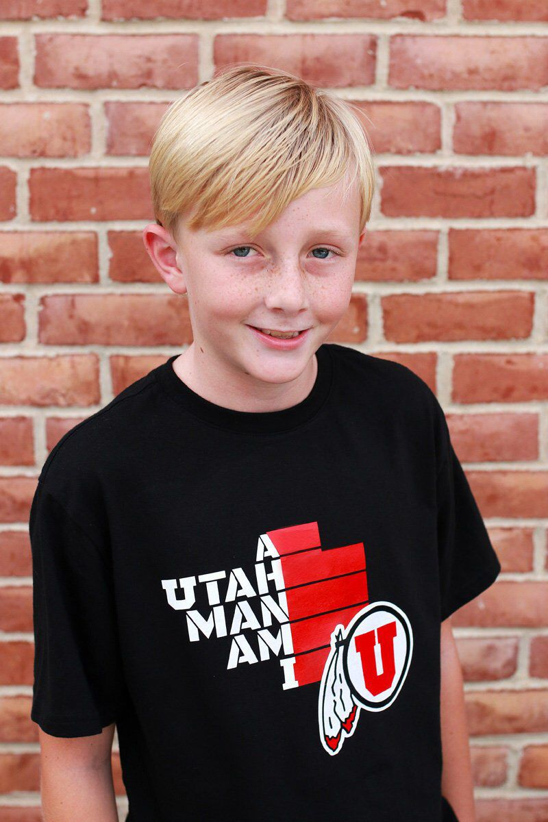 Utah Utes Youth Shirt Utes Shirt Utes Utah Utes Utes Football Shirt Utah Utes Boys Shirt By Outthedoordecor On Ets Youth Shirts Utah Utes Boys Shirts [ 1200 x 800 Pixel ]