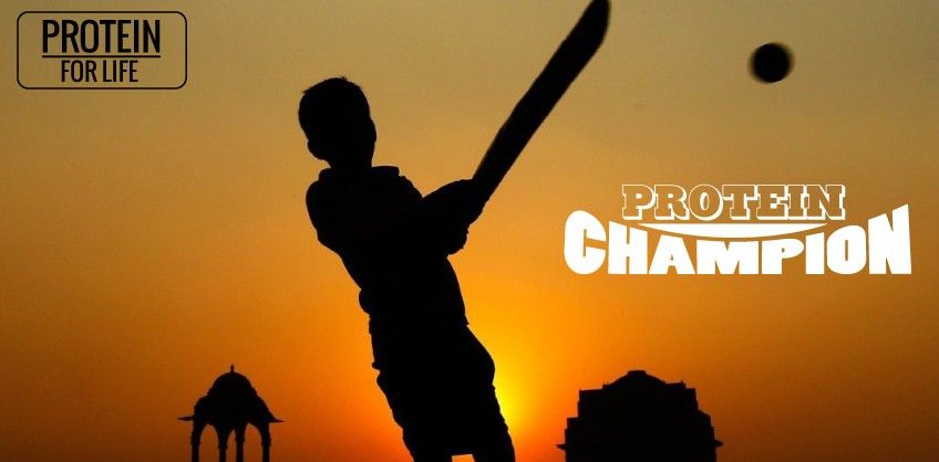 Cricket- the taste of India!. Visit proteinforlife.org to know more Protein related news